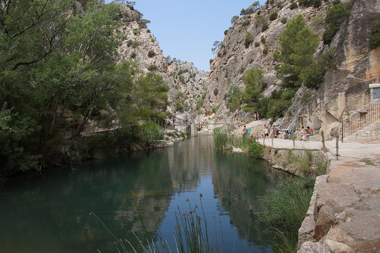 La Fontcalda (Tarragona)