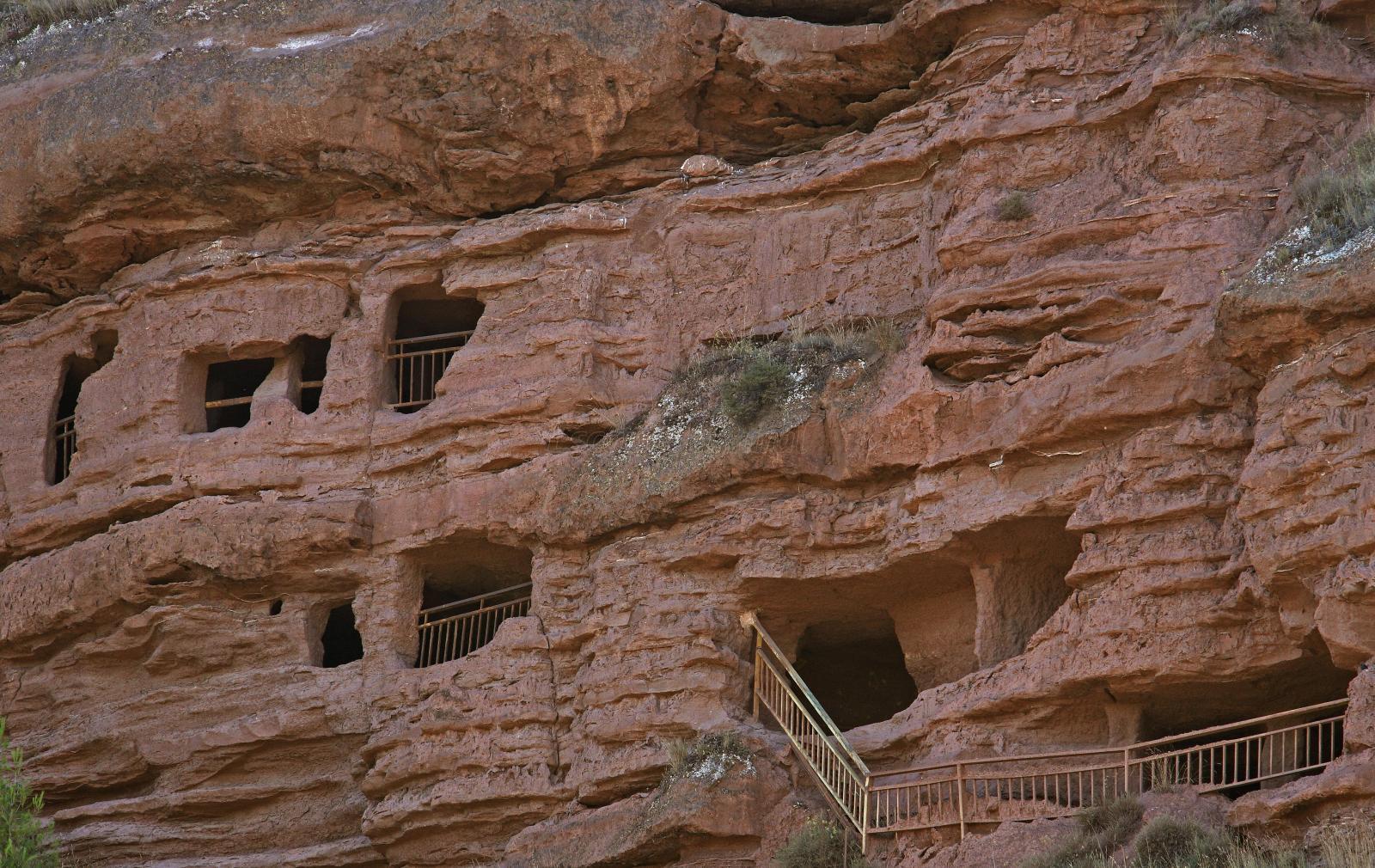 Cuevas de Nájera: Información útil y fotos