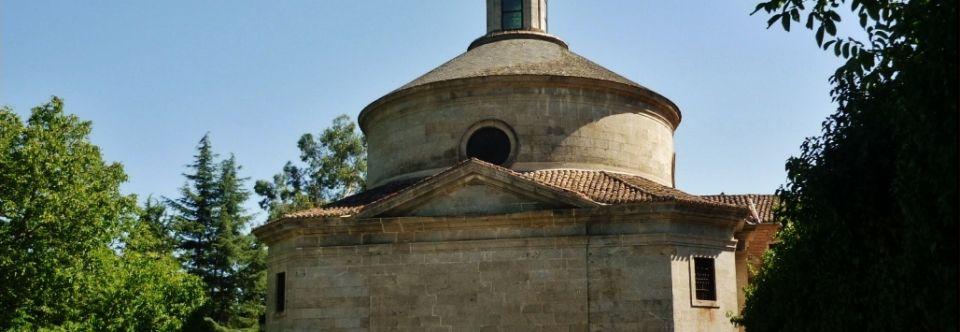 route berechnen nach monasterio de san pedro de alc ntara. Black Bedroom Furniture Sets. Home Design Ideas