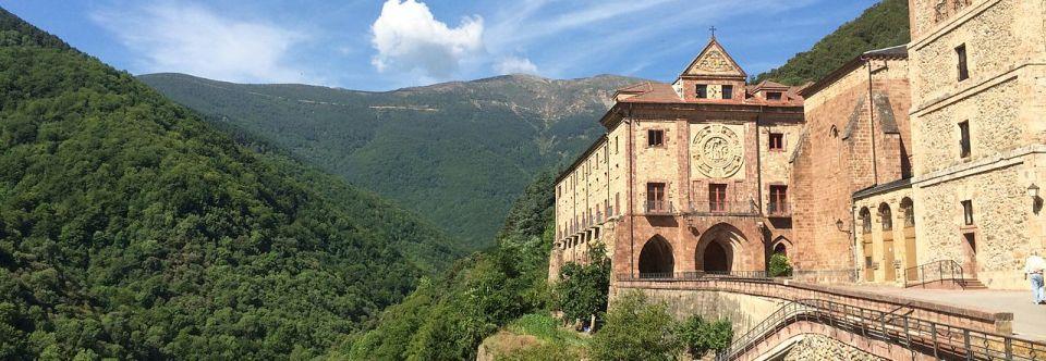 Resultado de imagen de monasterio valvanera