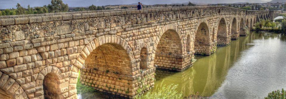 Puente romano de m rida informaci n til y fotos - Alojamiento rural merida ...