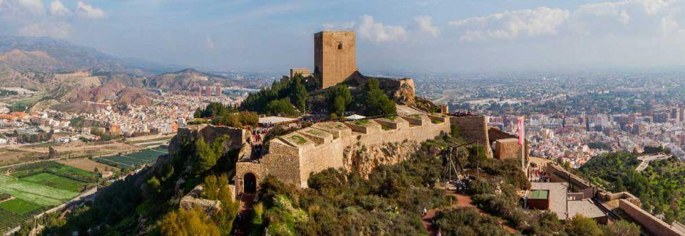 Castillo de lorca informaci n til y fotos - Lorca murcia fotos ...