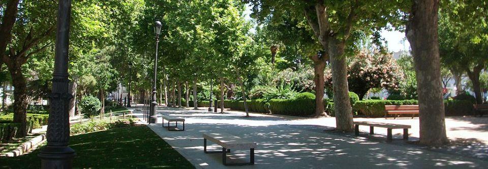 Resultado de imagen de parque alameda