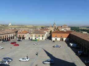 Plaza Mayor de Lerma