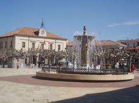 Plaza Mayor de Villarcayo