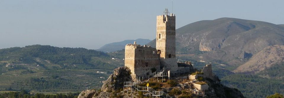 Castillo de Penella: Información útil y fotos