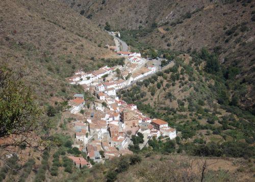 Casas rurales en laroya almer a - Casa rural tahal ...