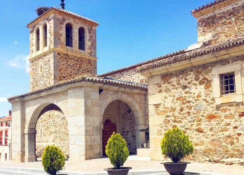 Casas rurales en garganta de los montes madrid - Casas rurales en el norte de espana ...