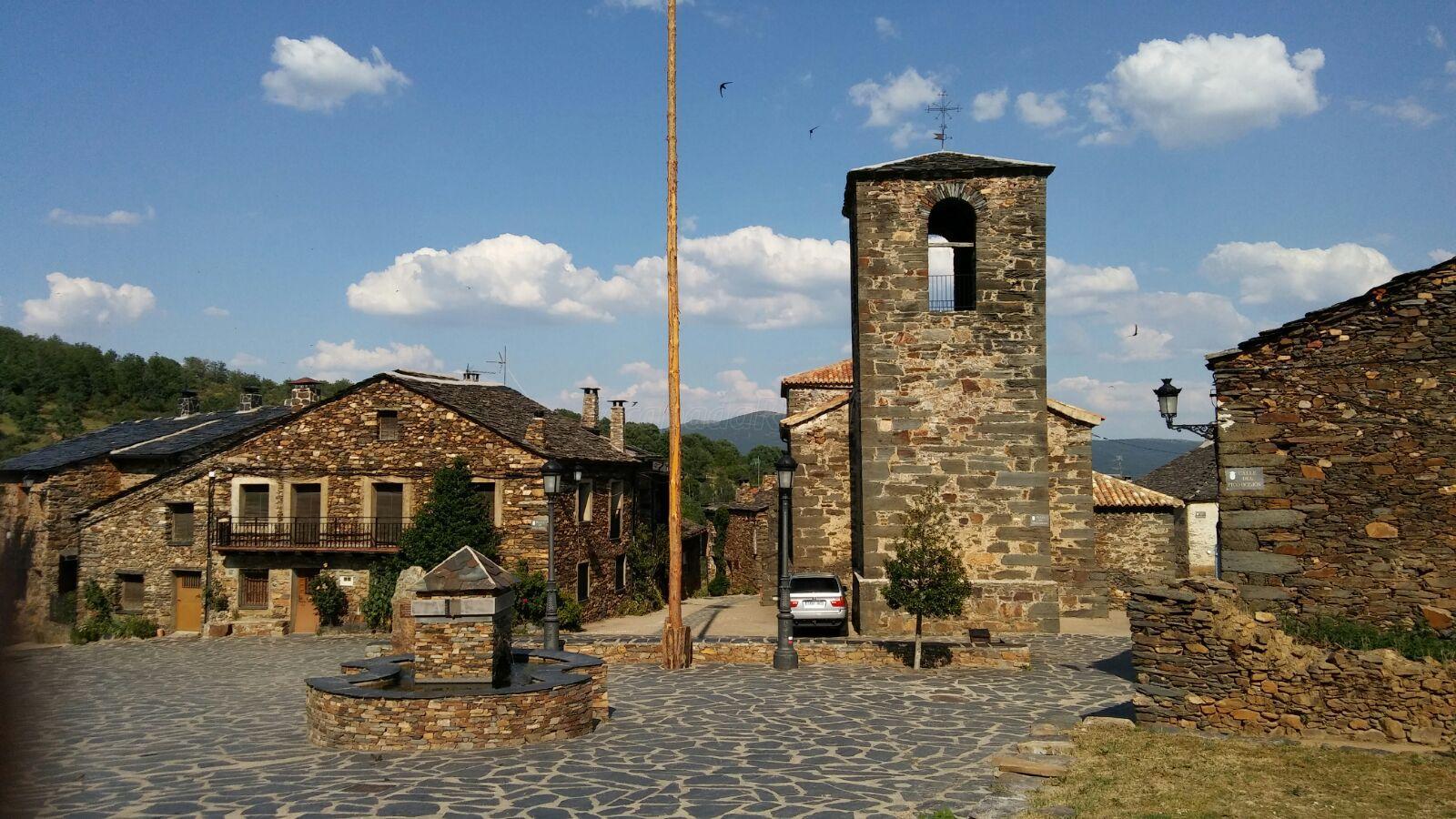 70 casas rurales en pueblos de la arquitectura negra - Casa rural pueblos negros ...