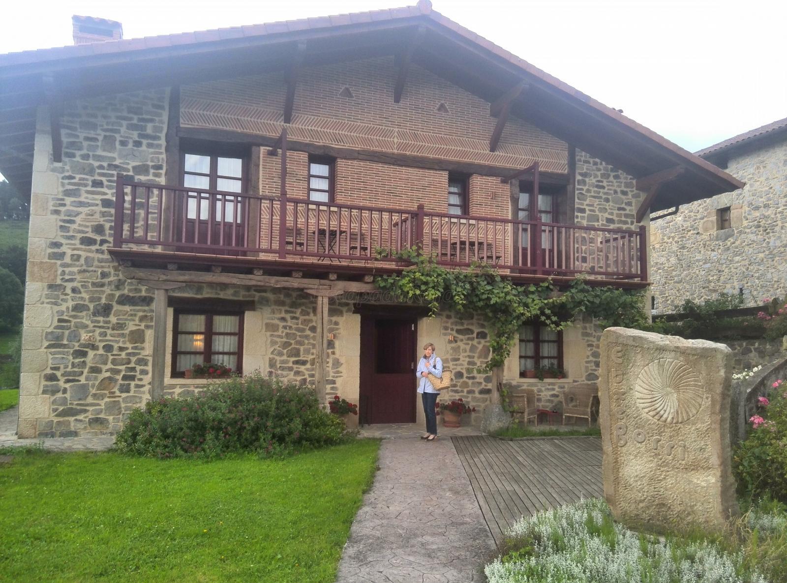 Casa rural etxegorri casa rural en orozko vizcaya - Casa rural orozko ...