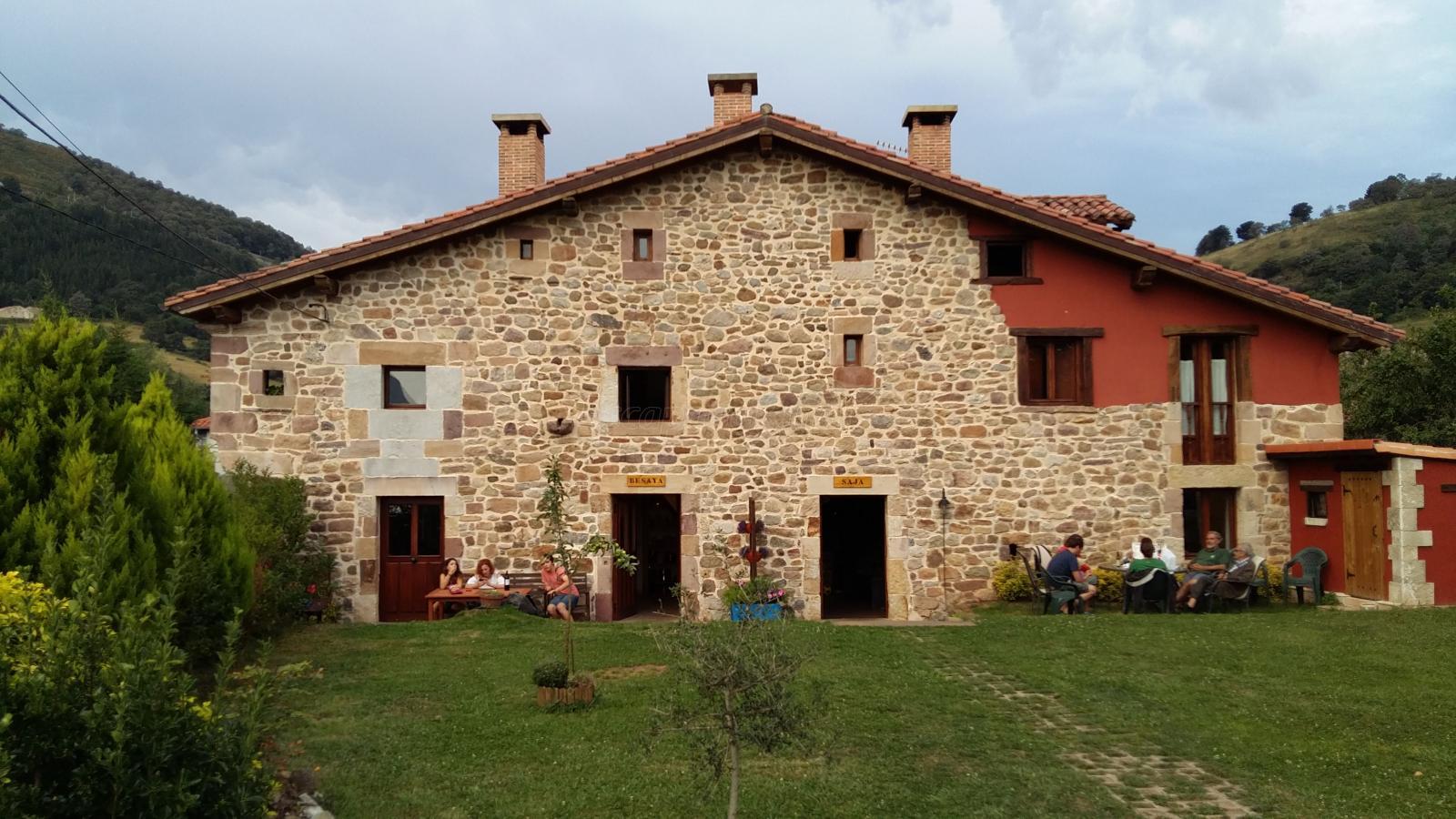 Opiniones sobre casa rural sendero del saja besaya for Casa rural la balconada
