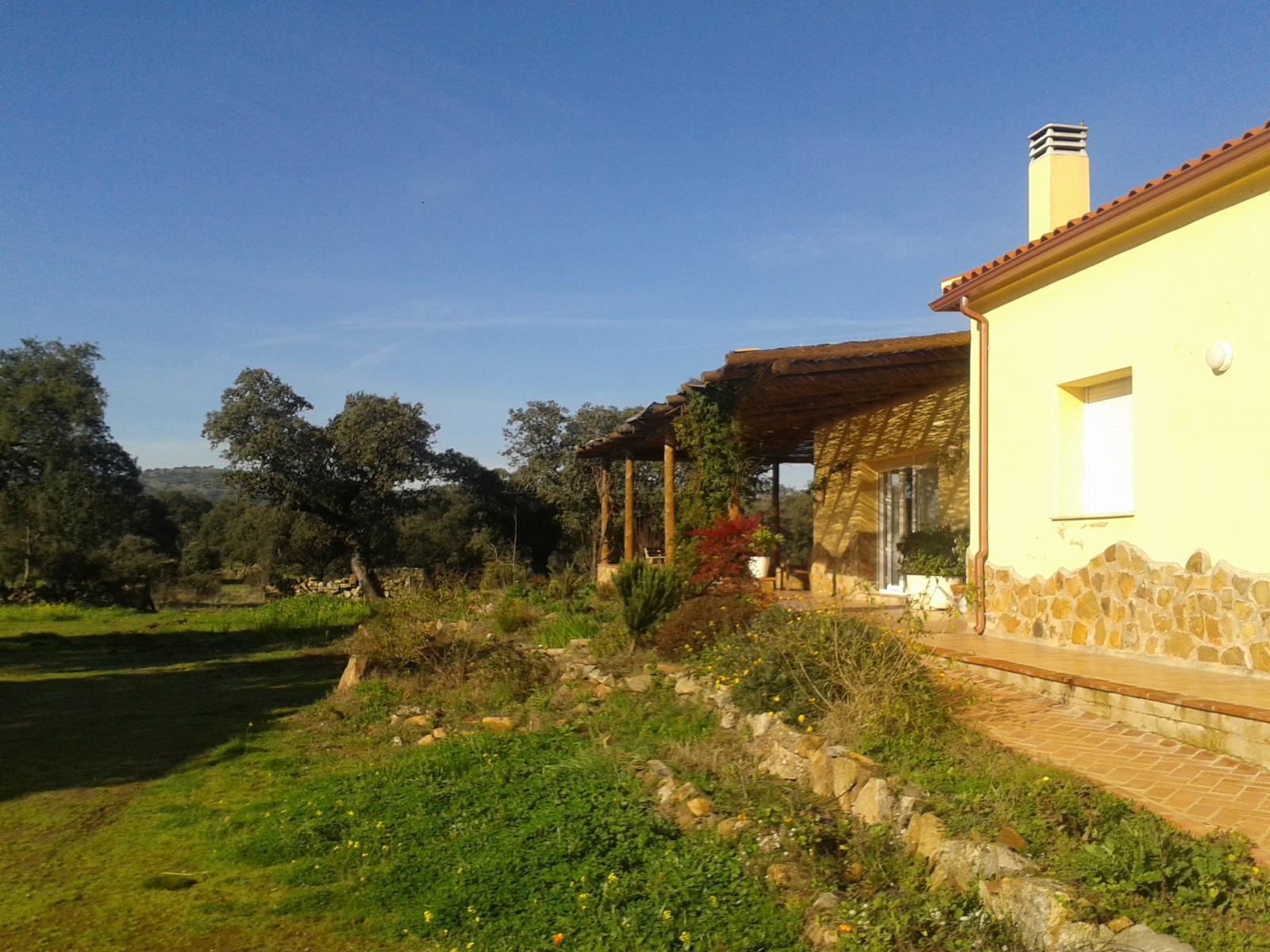 Opiniones sobre casa rural la dehesa de campo viejo c ceres - Requisitos para montar una casa rural ...