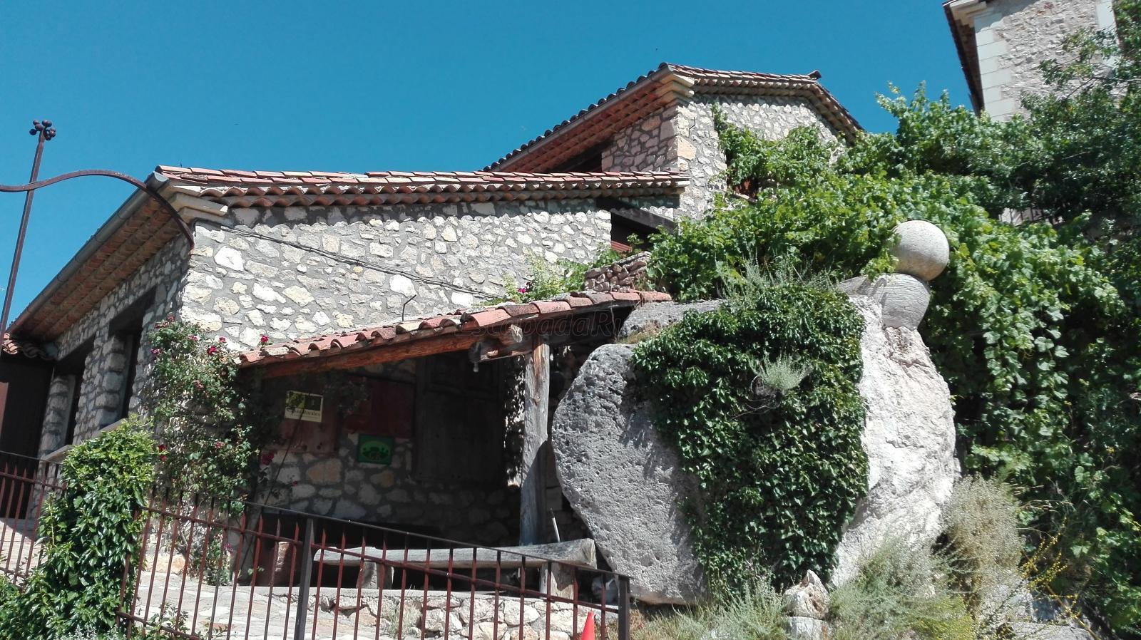 Opiniones sobre casa checa cuenca - Casa patio del panadero ...